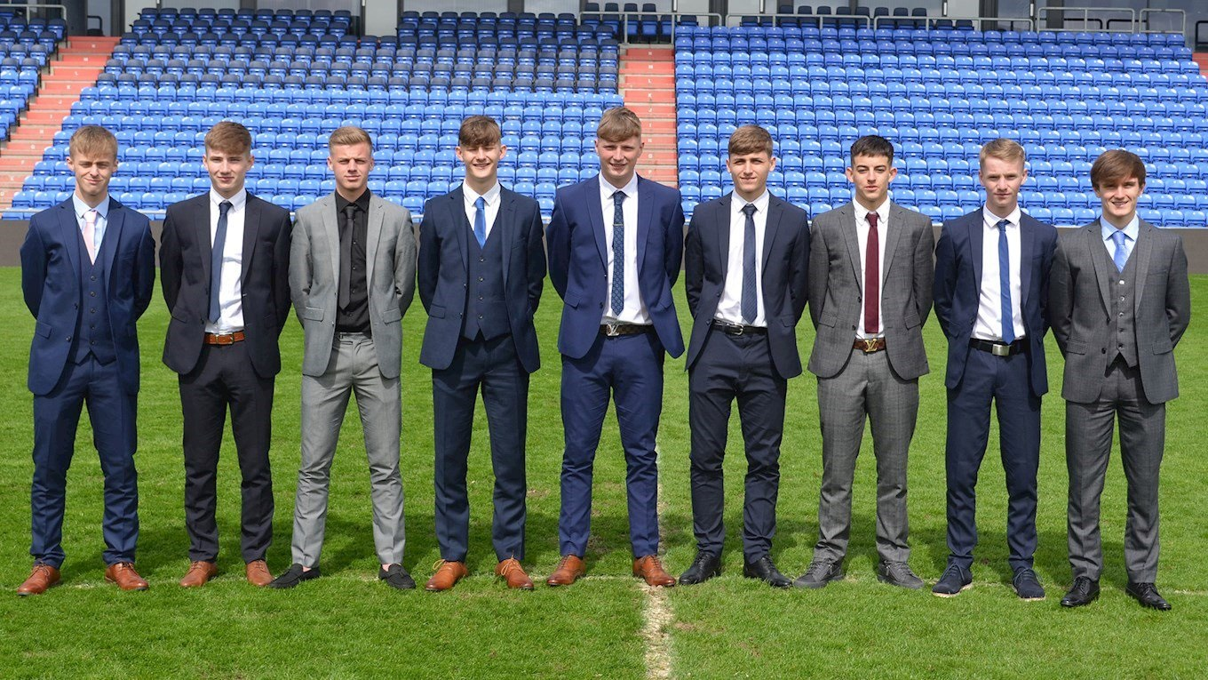 Latics Confirm New Academy Intake