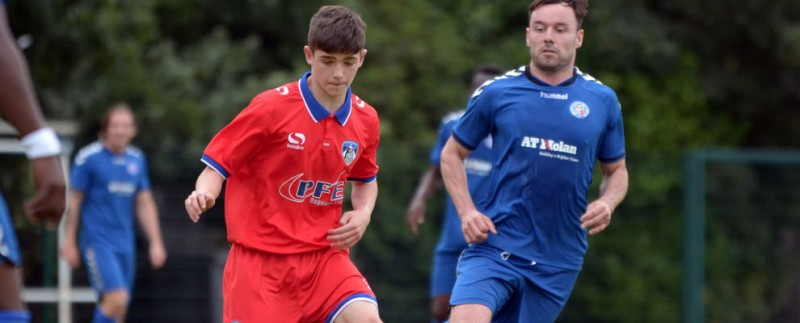 Youth Team Defeat Wythenshawe Town